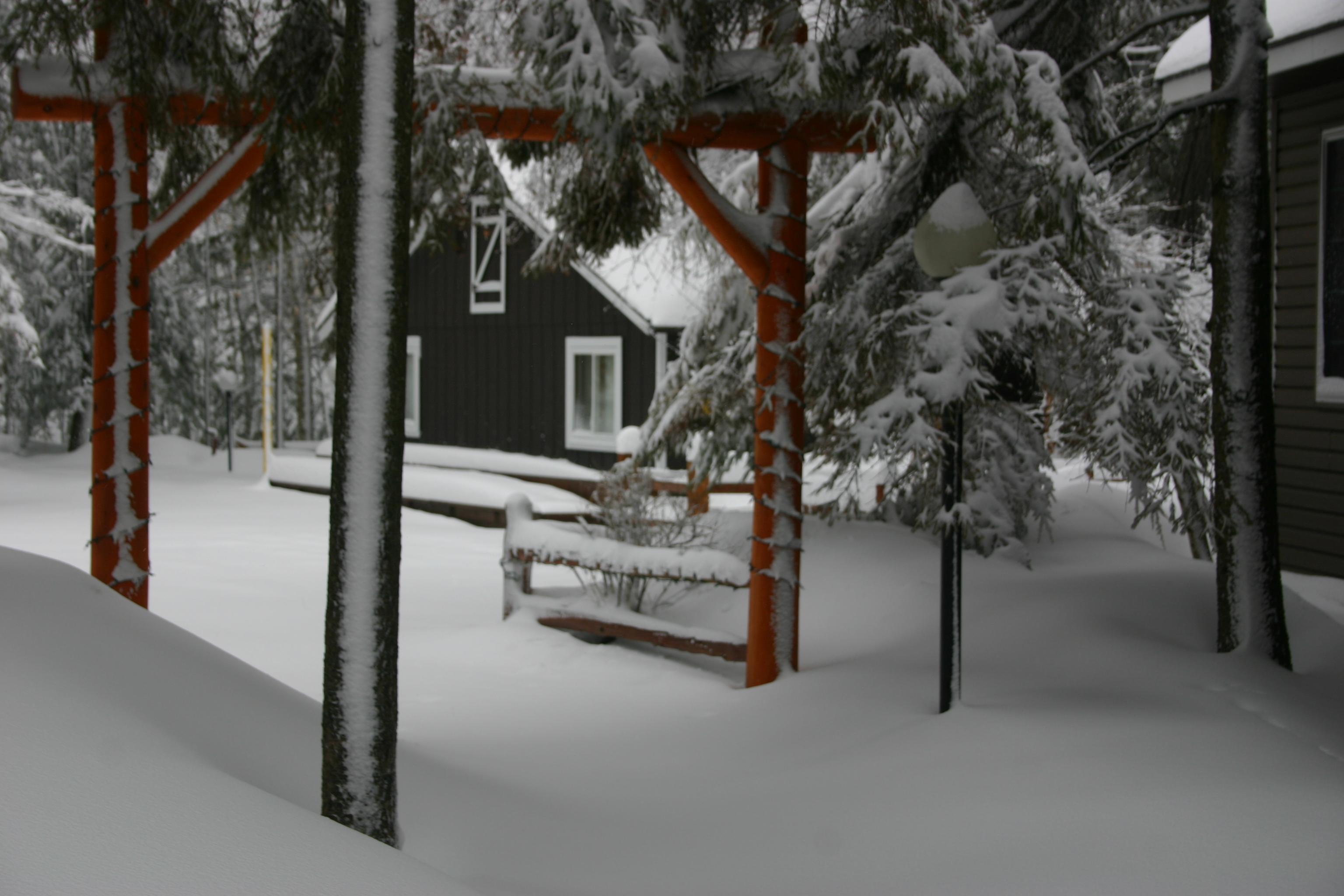 Winter Wonderland once again.